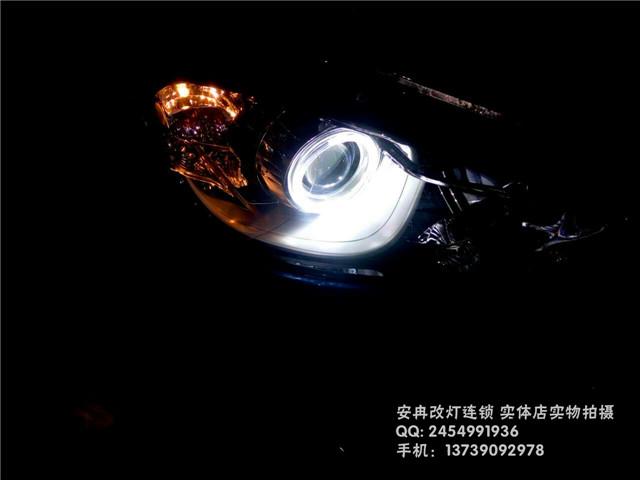 CX-5改灯,CX-5大灯改装,CX-5改双光透镜,CX-5改天使眼,湘西改灯店,怀化改灯店,常德改灯店