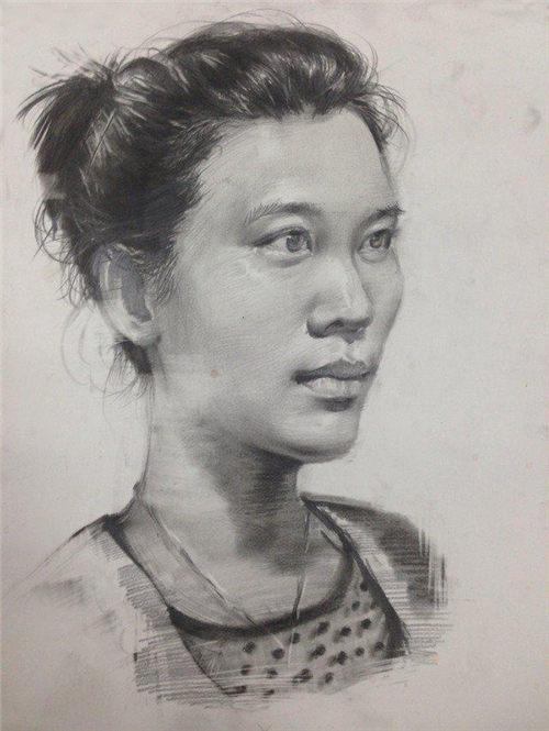 上海画室刻画方法