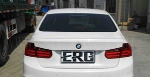 宝马新3系改装ERG排气管