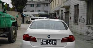 宝马新5系改装ERG排气