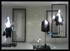 2013年雅加达Zara春夏款橱窗陈列