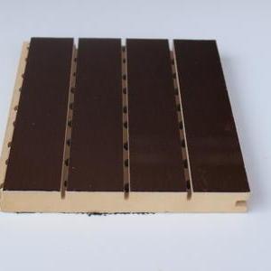 松木芯木质吸音板