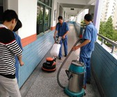 专业水磨石翻新处理
