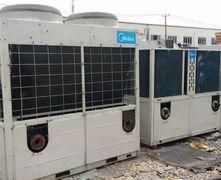 美的130风冷热泵模块机组