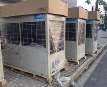 美的65风冷热泵模块机组