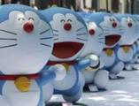 圣诞将近快乐星猫亮相2015圣诞商业美陈流行趋势交流会