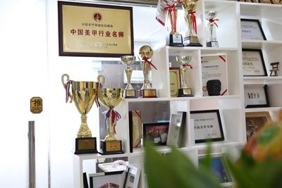 上海美甲学校