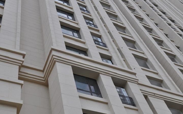 外墙真石漆标准施工工艺流程