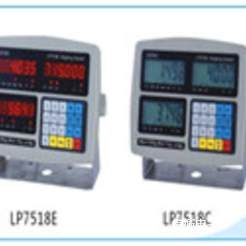 LP7518计数、计价称重仪表