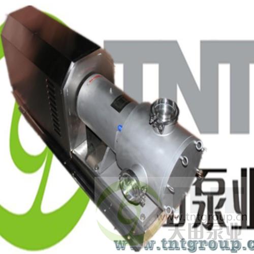SPS系列正弦泵 高粘度无剪切无脉动输送泵 卫生级食品医药泵