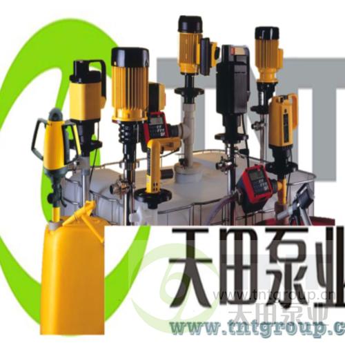 TDP系列桶装泵