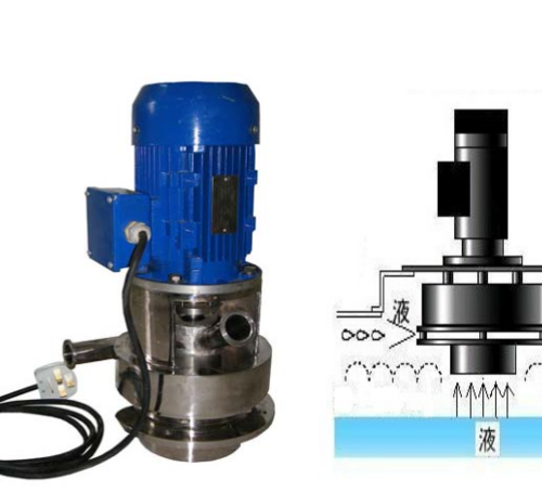 ADF  系列机械消泡器