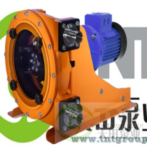 上海天田SPX系列软管泵 进口件组装 维护成本低 使用寿命长