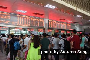 Guilin Railway station