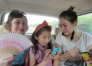 Being an au pair in China