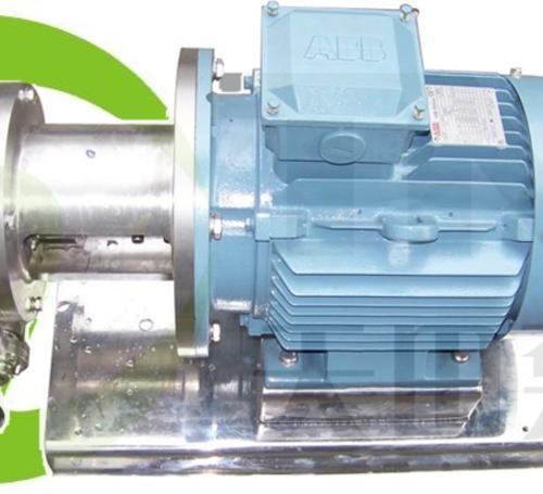 TRL型管线高剪切分散乳化泵