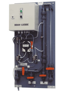 Preparation station specimen CeraClean Bran+Luebbe