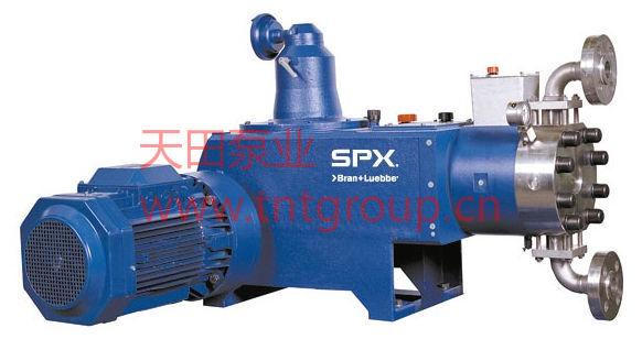 Diaphragm pump / metering max. 8 438 l/h | NOVADOS H6 Bran+Luebbe