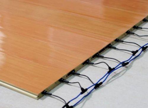 地暖地板需符合五个条件