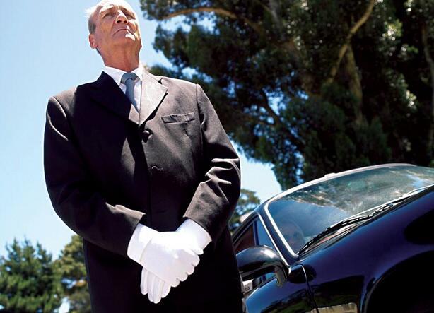 商务租车驾驶员