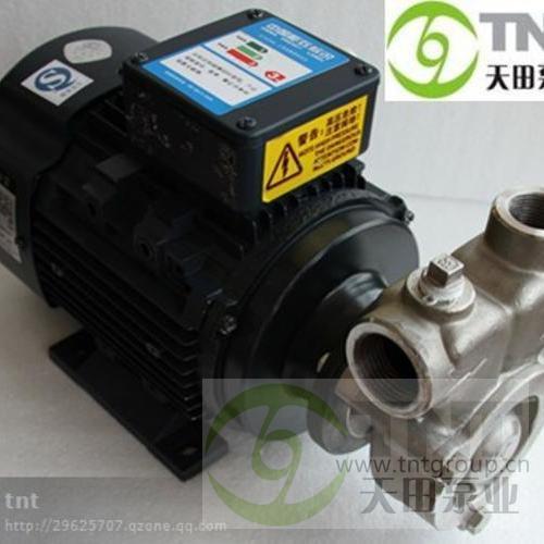 1W型单级旋涡泵