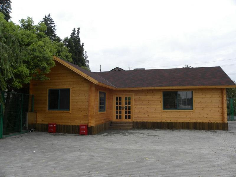 木屋,木屋别墅