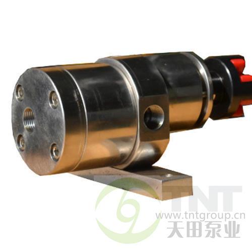 ZSP系列不锈钢齿轮计量泵