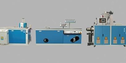 PE/PP/PVC WPC extrusion line