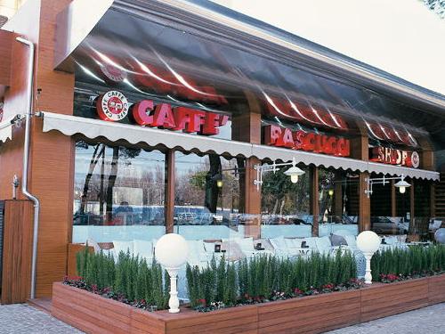 咖啡加盟店