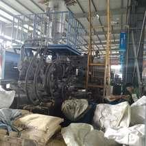 大型注塑机回收