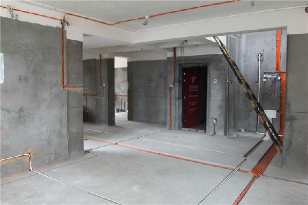 家庭装修的水电改造施工全过程