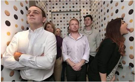 盘点世界上*奇葩任性的电梯
