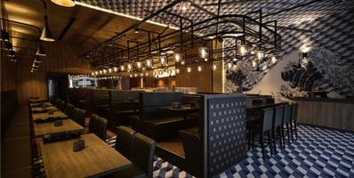 上海特色主题餐厅(800m²)