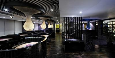 蓬莱岸头海鲜餐厅(1500m²)