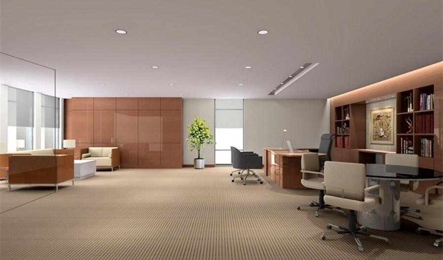 辦公室地面裝修