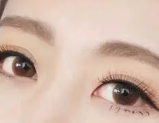 纹眉,绣眉,植眉,雕眉和韩式半永久定妆眉的区别(图文)