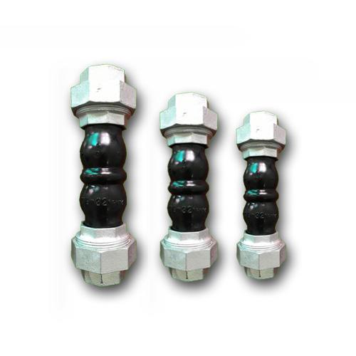 JGD-B型丝扣连接橡胶接头
