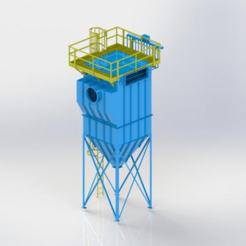 AR-XBH pleated bag filter
