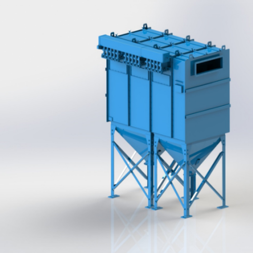 AR-SP sintered board dust collector