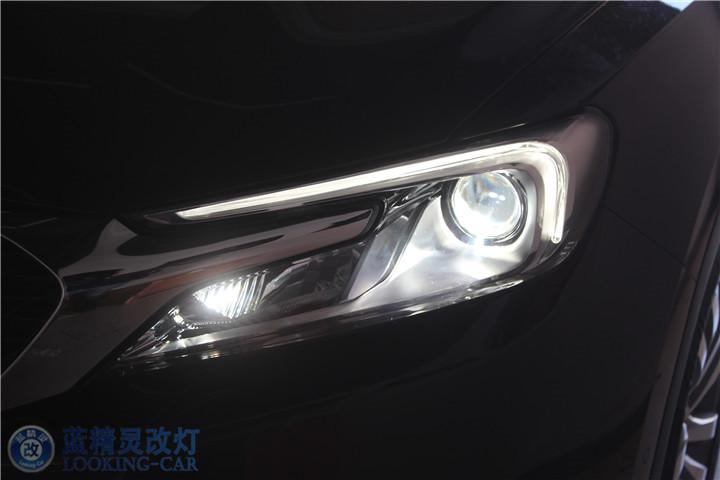 DS6车灯升级