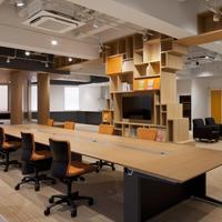出版商办公室设计