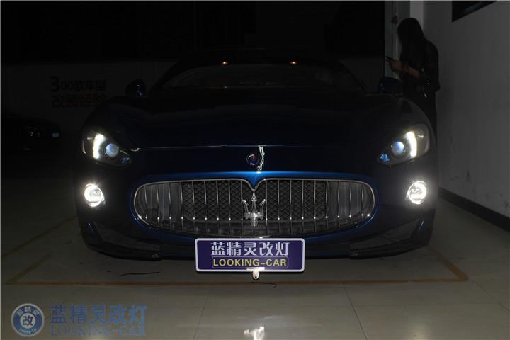 上海氙气大灯升级