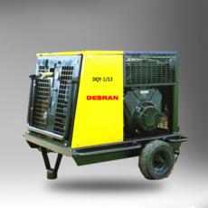 DQY-1/13汽油移动螺杆式空压机