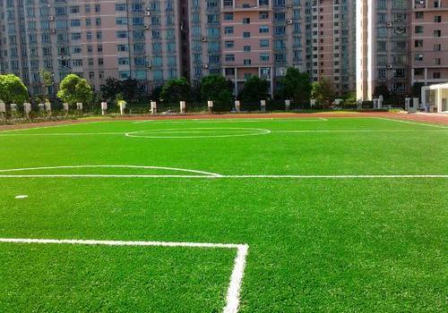 人造草坪运动场工程