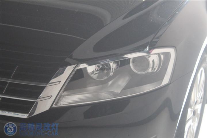 上海蓝精灵改装汽车灯