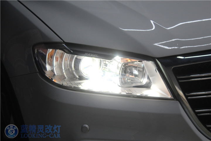 上海改装远光灯