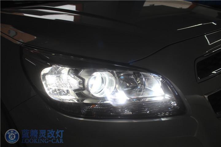 上海雪佛兰改装车灯