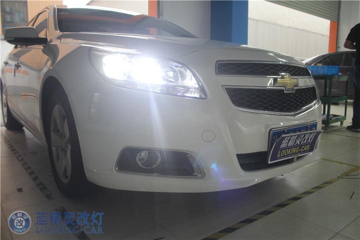 上海闵行改装汽车大灯