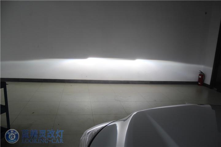 迈锐宝松江改装车灯