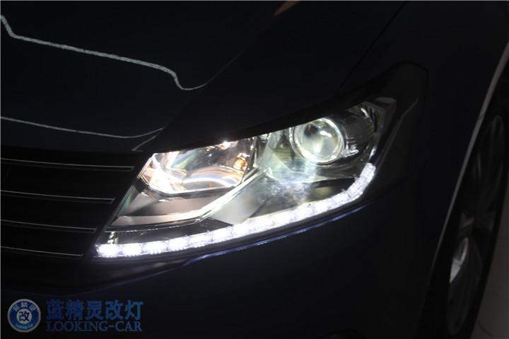 上海改装汽车大灯